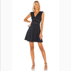 Rebecca Taylor Revolve Black Taylor Dress Size 10